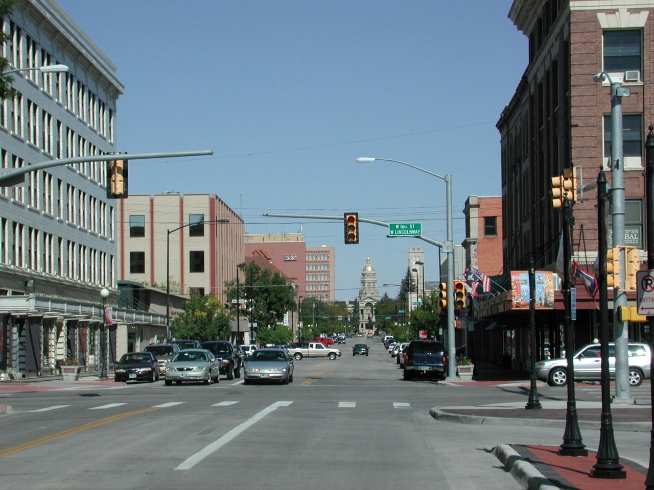 CheyenneWY_downtown