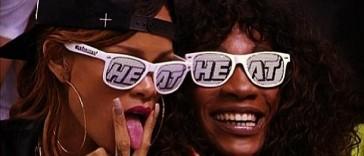 Rihanna-Miami-Heat